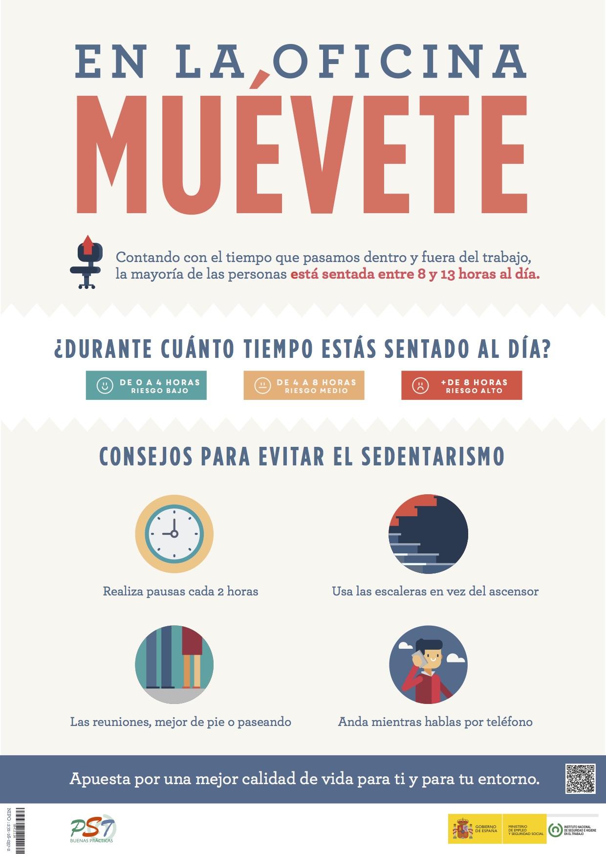 En La Oficina Mu Vete Infografia Infographic Rrhh