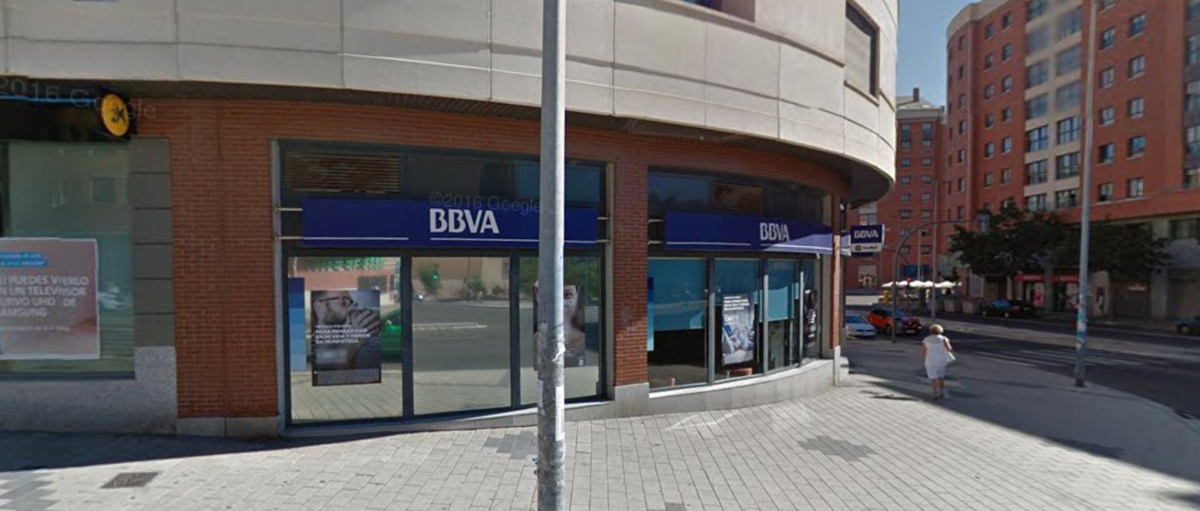 tengo la sensaci n de que el bbva quiere que los clientes ForOficinas Bbva Valladolid